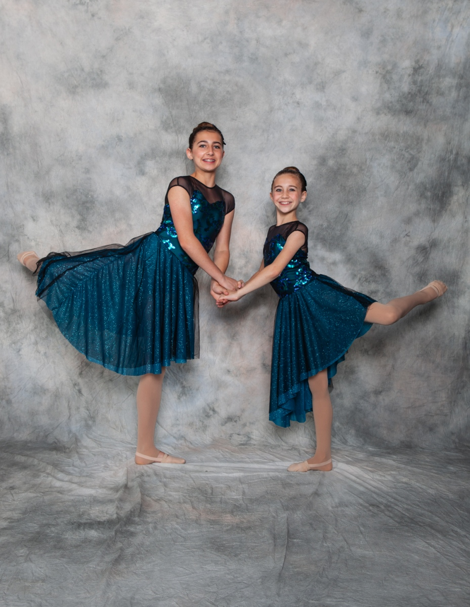 Dance Portrait Day Group Pose