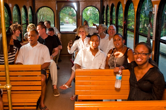 Trolley Ride Raleigh