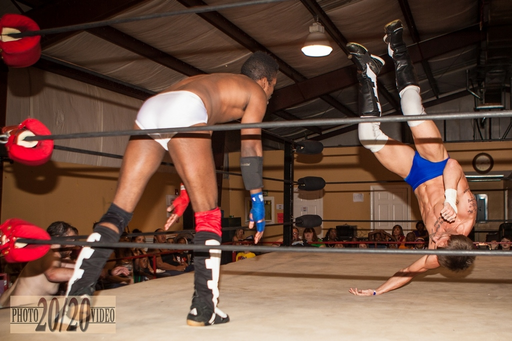 ICW Pro Wrestling NC Style