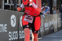Ironman 70.3 Triathlon Runner