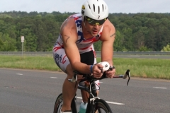 Ironman 70.3 Triathlon Cycling